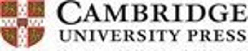 Cambridge University Press Coupons & Promo Codes