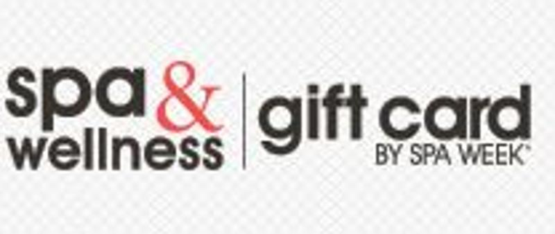 10% OFF Spa & Wellness Gift Cards