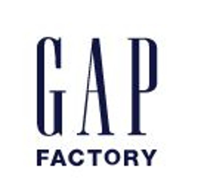 Gap Factory Coupons & Promo Codes
