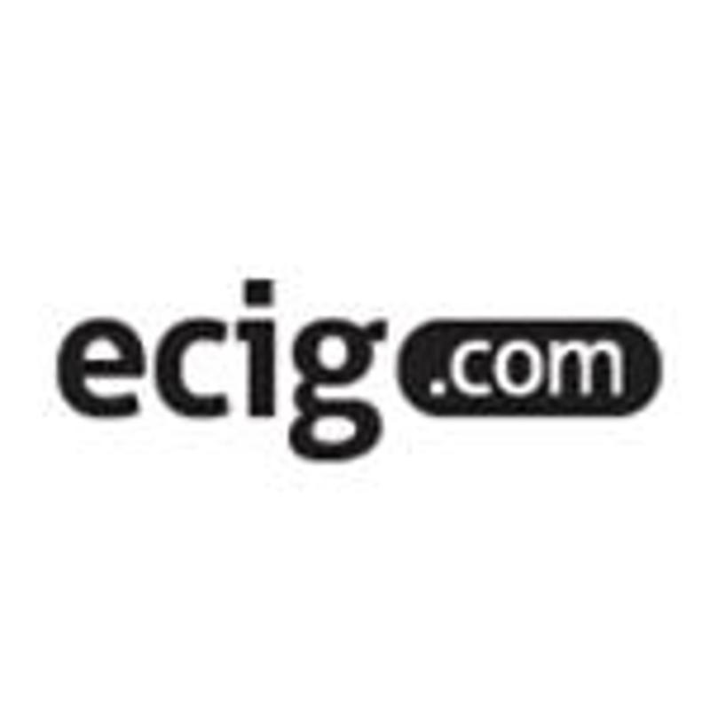 Ecig.com Coupons & Promo Codes