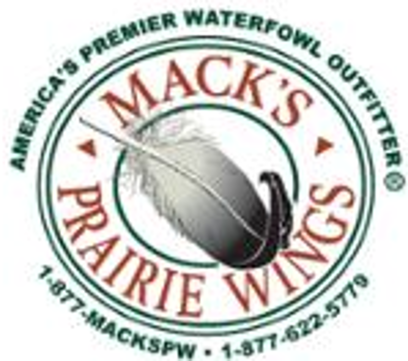 Macks Prairie Wings Coupons & Promo Codes