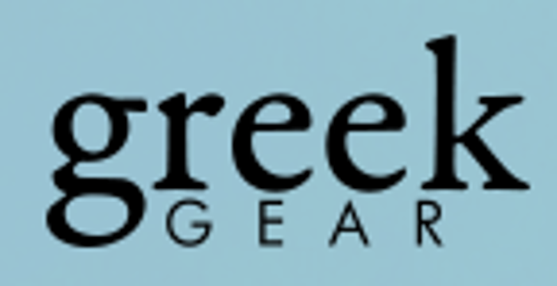 Greek Gear Coupons & Promo Codes