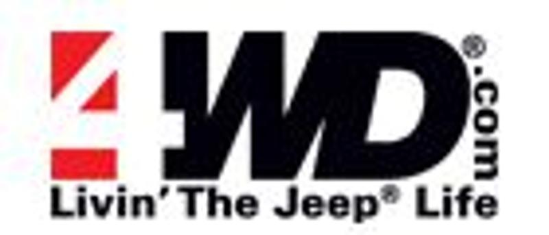4WD Coupons & Promo Codes