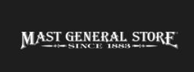 MAST General Store Coupons & Promo Codes