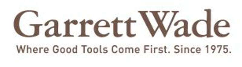 Garrett Wade Coupons & Promo Codes