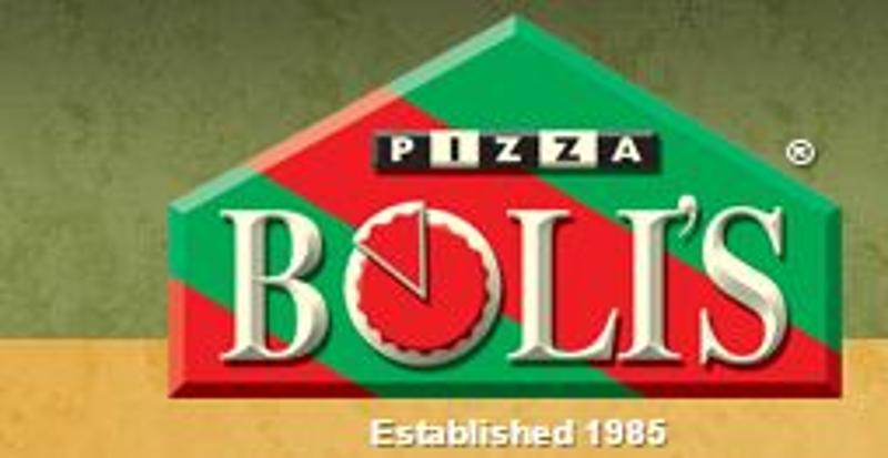 Pizza Boli's Coupons & Promo Codes