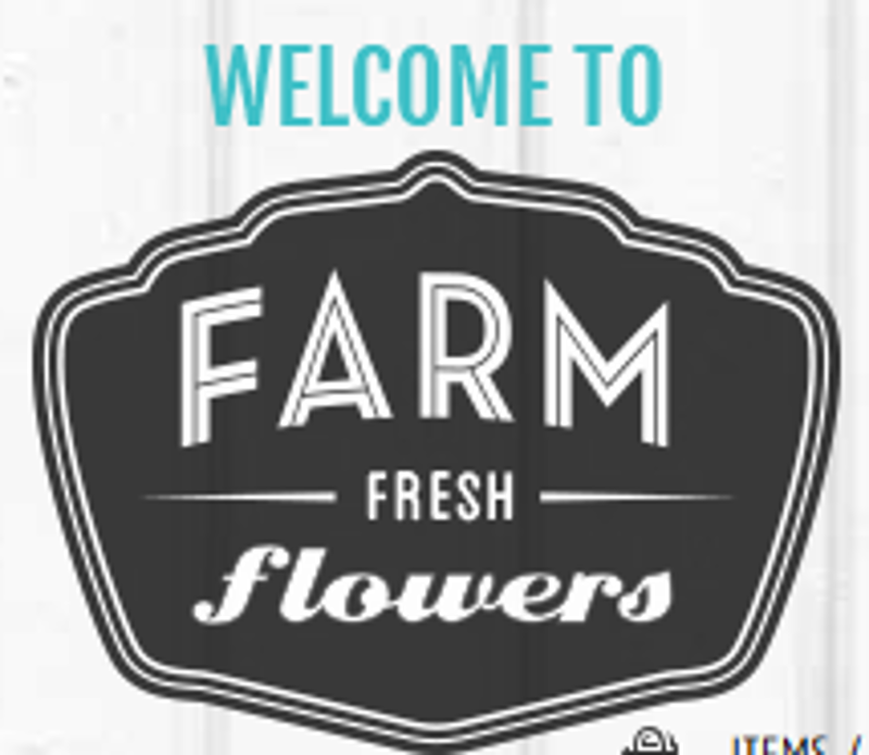 Farm Fresh Flowers Coupons & Promo Codes
