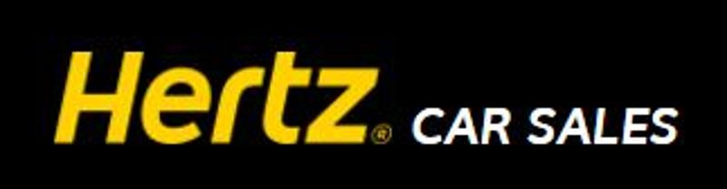 Hertz Car Sales Coupons & Promo Codes