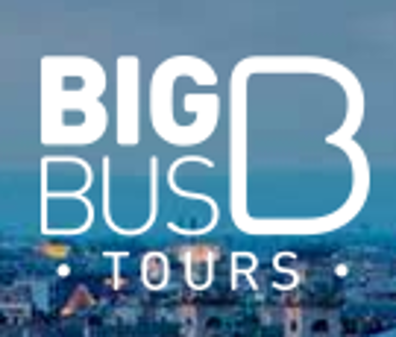 Big Bus Tours Coupons & Promo Codes