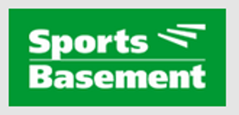 Sports Basement Coupons & Promo Codes