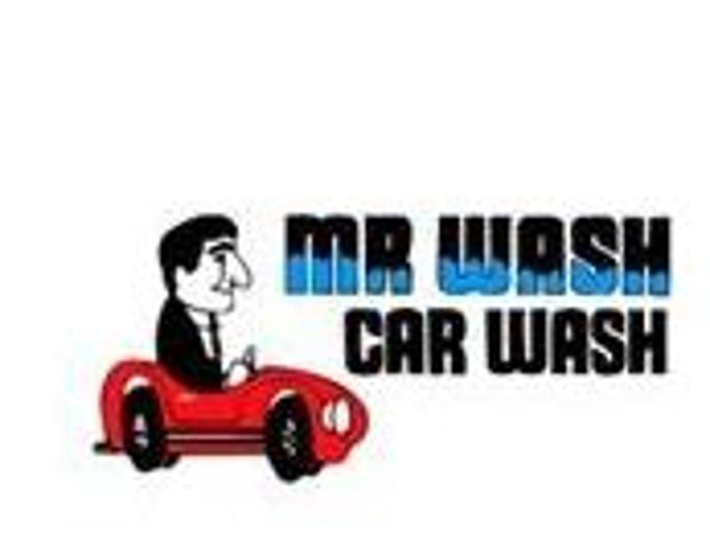 Mr. Wash Coupons & Promo Codes