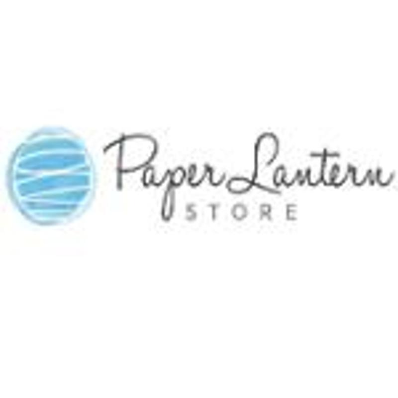 Paper Lantern Store Coupons & Promo Codes