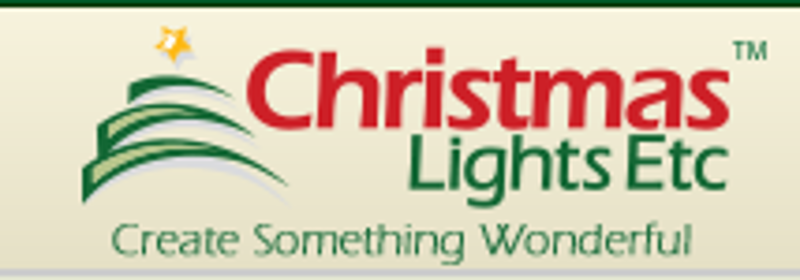 Christmas Lights Etc Coupons & Promo Codes