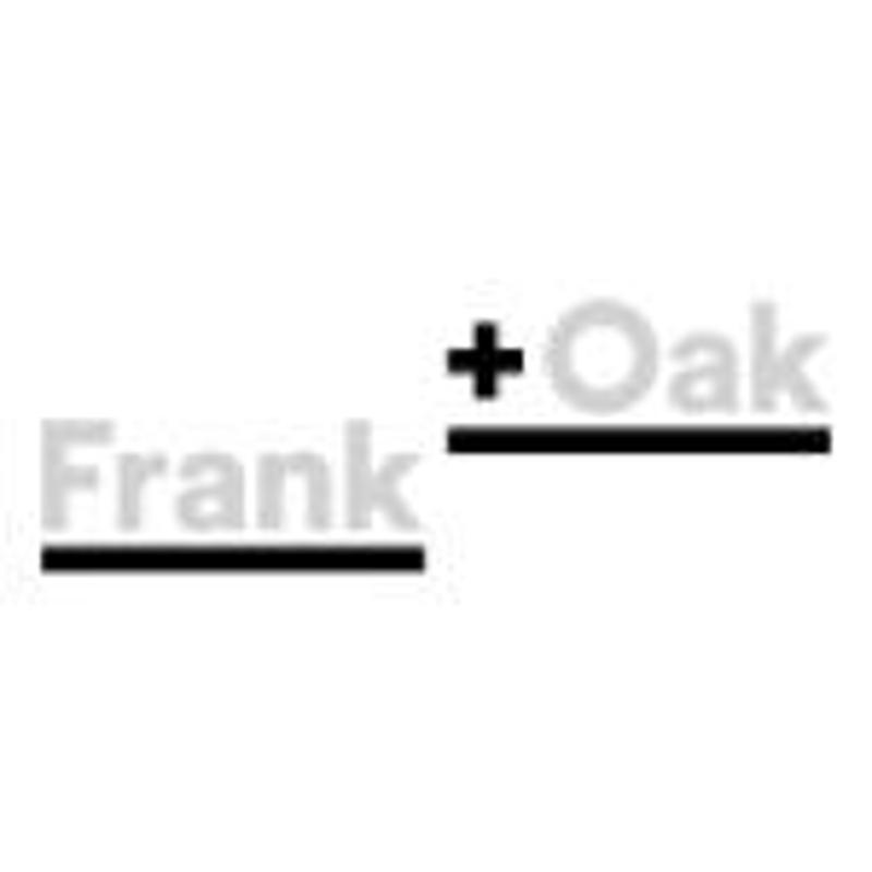 Frank And Oak Coupons & Promo Codes