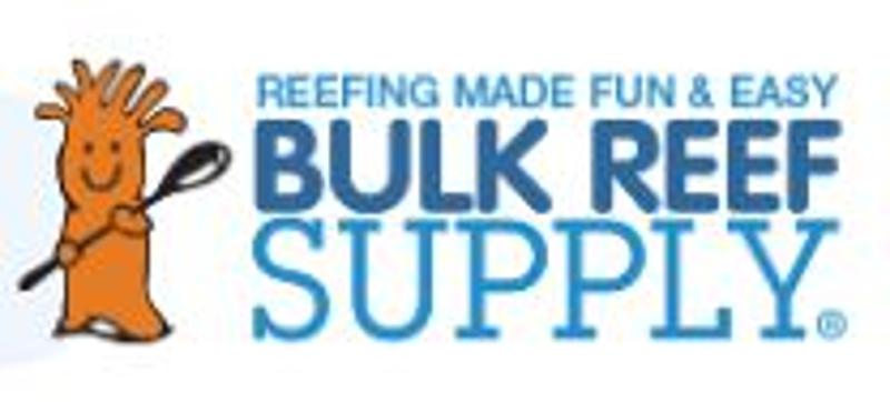 Bulk Reef Supply Coupons & Promo Codes