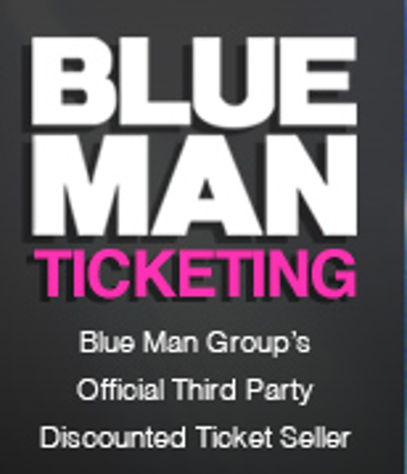 Blue Man Group Coupons & Promo Codes