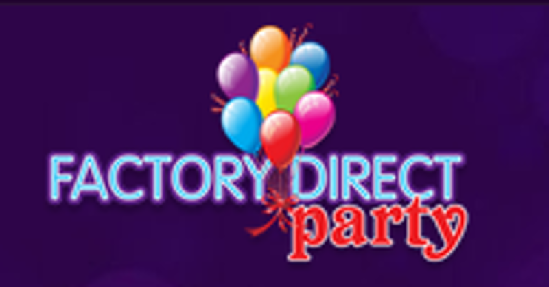 Factory Direct Party Coupons & Promo Codes