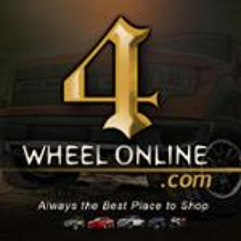 4 Wheel Online Coupons & Promo Codes