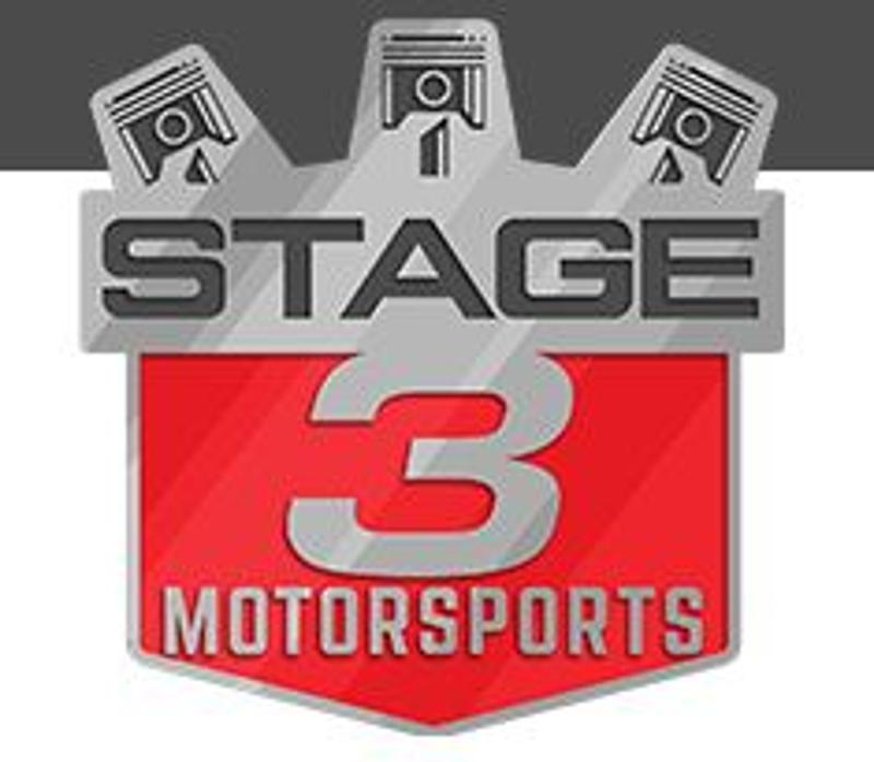 Stage 3 Motorsports Coupons & Promo Codes