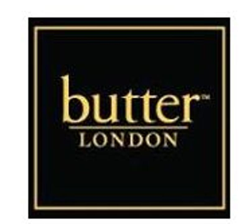 Butter London Coupons & Promo Codes