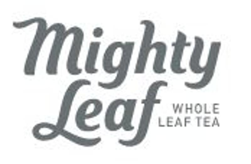 Mighty Leaf Tea Coupons & Promo Codes