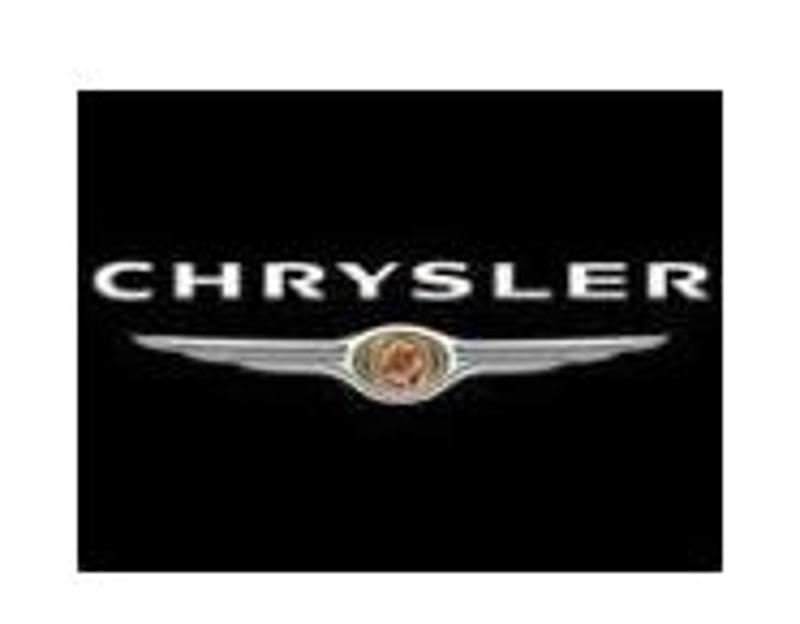 Chrysler Coupons & Promo Codes