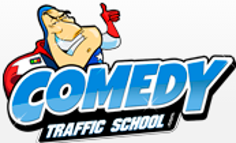Comedy Traffic School Coupons & Promo Codes