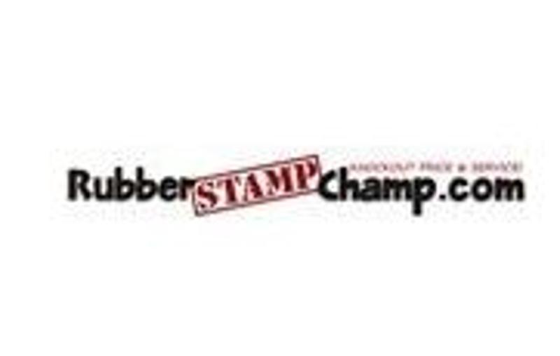Rubber Stamp Champ Coupons & Promo Codes