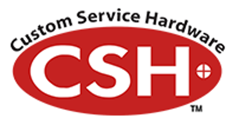 Custom Service Hardware Coupons & Promo Codes