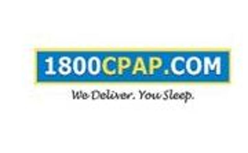 1800CPAP Coupons & Promo Codes