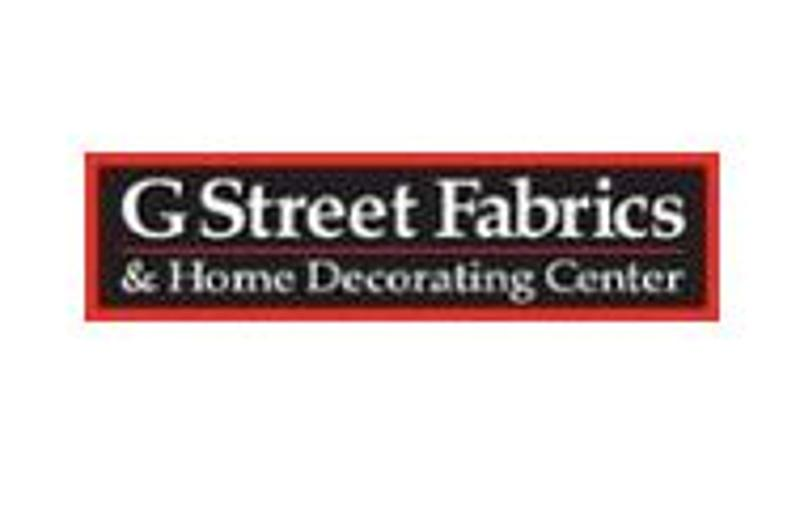 G Street Fabrics Coupons & Promo Codes