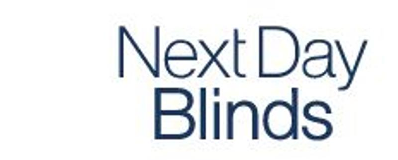 Next Day Blinds Coupons & Promo Codes