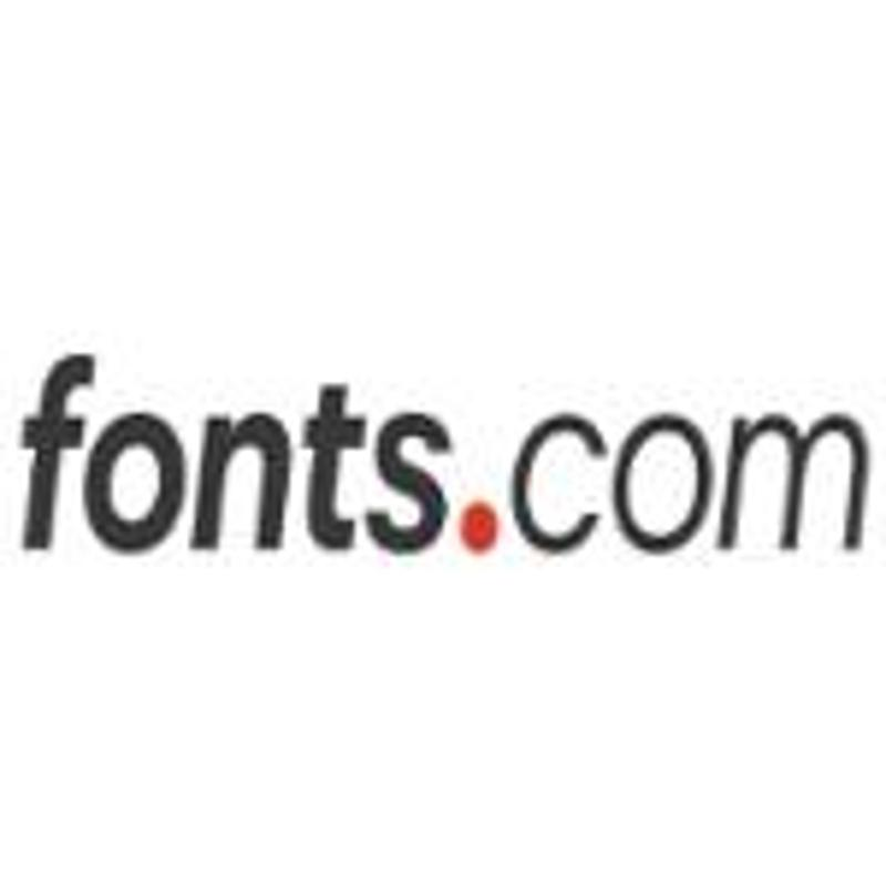 Fonts.com Coupons & Promo Codes