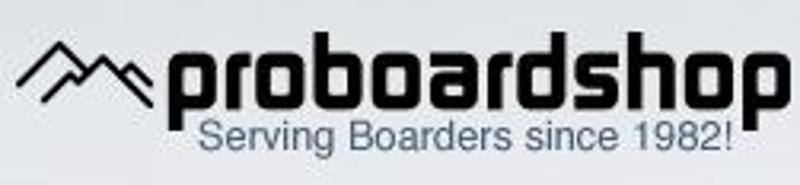 PROBoardshop Coupons & Promo Codes
