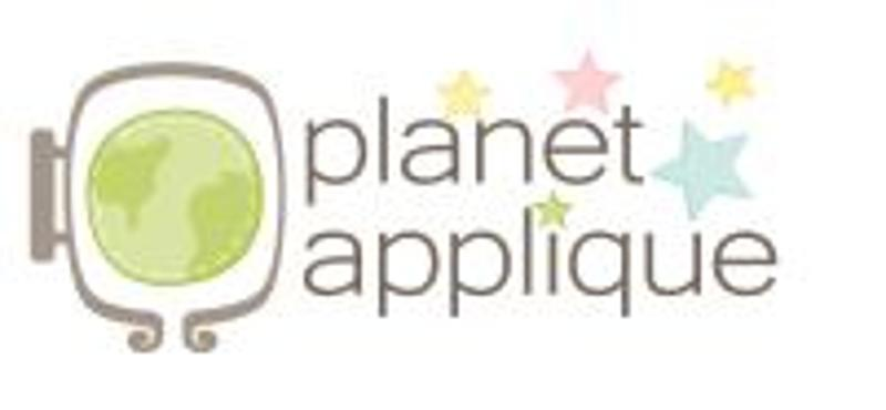 Planet Applique Coupons & Promo Codes