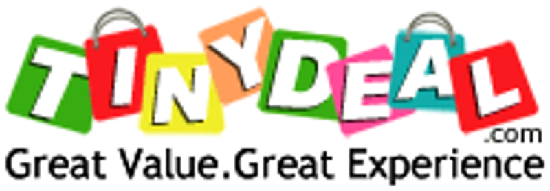 TinyDeal Coupons & Promo Codes