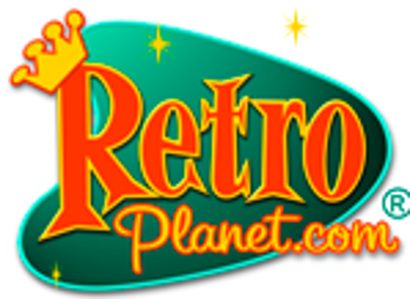 Retro Planet Coupons & Promo Codes
