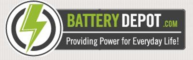 Battery Depot Coupons & Promo Codes