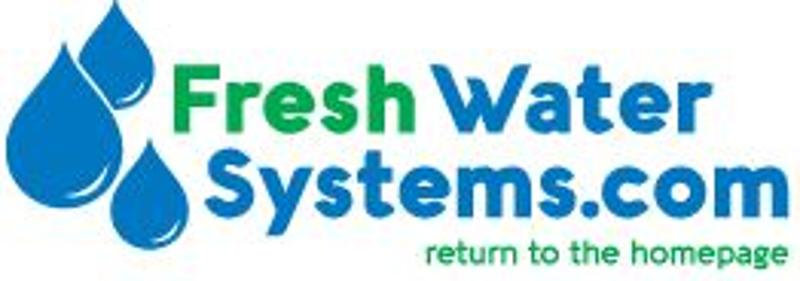 Fresh Water Systems Coupons & Promo Codes