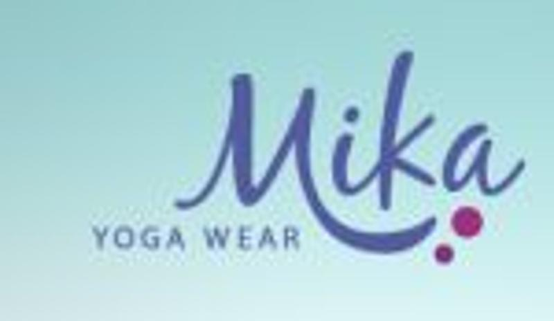 Mika Yoga Wear Coupons & Promo Codes