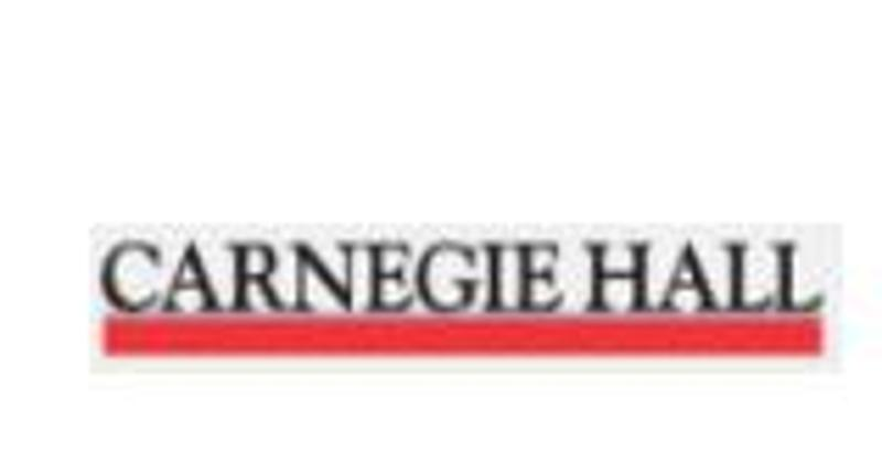 Carnegie Hall Coupons & Promo Codes