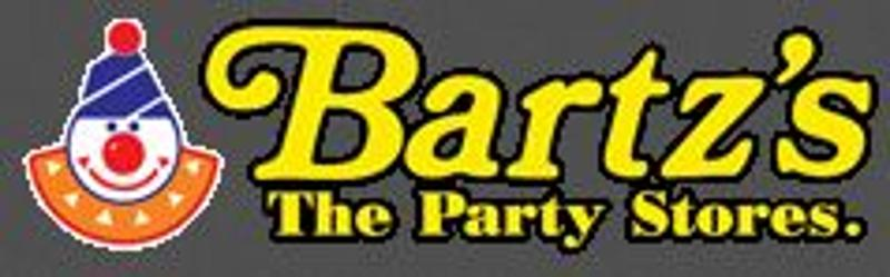 Bartz's The Party Stores Coupons & Promo Codes
