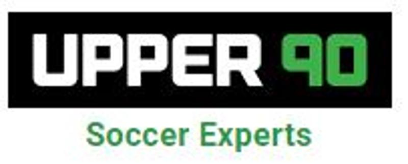 Upper 90 Soccer Coupons & Promo Codes