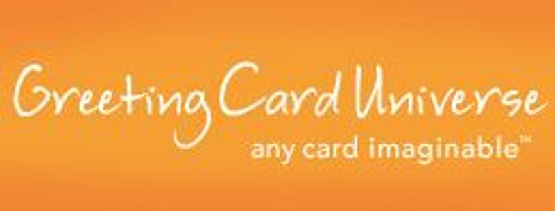 Greeting Card Universe Coupons & Promo Codes