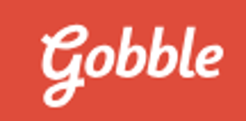 Gobble Coupons & Promo Codes