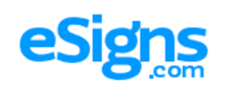 ESigns Coupons & Promo Codes
